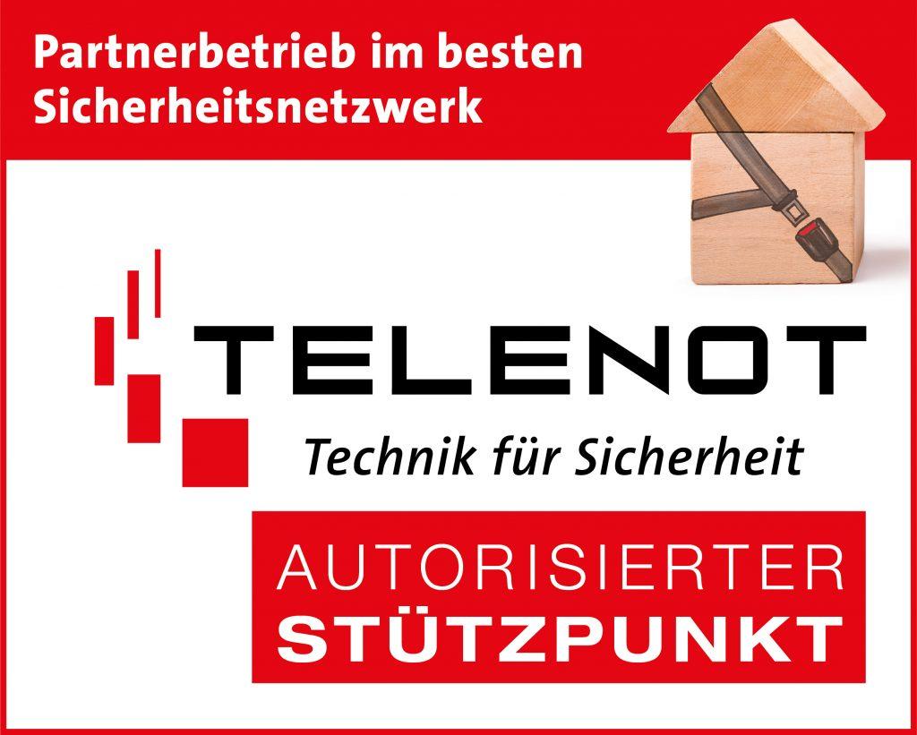 Telenot Stützpunkt Logo